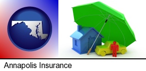 Annapolis, Maryland - types of insurance