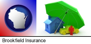 Brookfield, Wisconsin - types of insurance