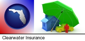 Clearwater, Florida - types of insurance