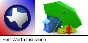 Fort Worth, Texas - types of insurance