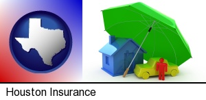 types of insurance in Houston, TX
