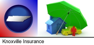 Knoxville, Tennessee - types of insurance