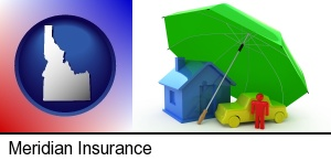 types of insurance in Meridian, ID
