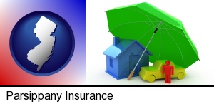 Parsippany, New Jersey - types of insurance