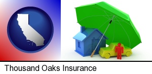 types of insurance in Thousand Oaks, CA