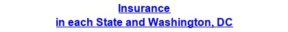 Insurance in each State and Washington, DC